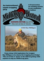 Milligan Brand Coyote Fever the DVD #RM35668